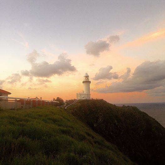 Cap Byron Lighthouse
