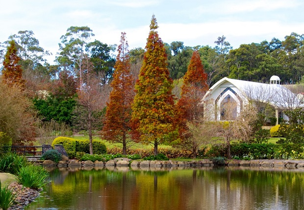 Hunter Valley, romantic destination Australia